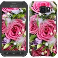 Чехол для Samsung Galaxy S6 active G890 Нежность 2916u-331