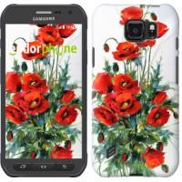 Чехол для Samsung Galaxy S6 active G890 Маки 523u-331