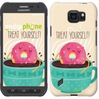 Чехол для Samsung Galaxy S6 active G890 Treat Yourself 2687u-331