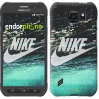 Чехол для Samsung Galaxy S6 active G890 Water Nike 2720u-331