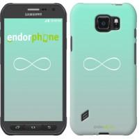 Чехол для Samsung Galaxy S6 active G890 Знак бесконечности 3204u-331