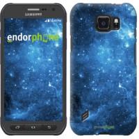Чехол для Samsung Galaxy S6 active G890 Звёздное небо 167u-331