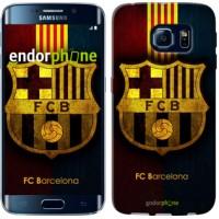 Чехол для Samsung Galaxy S6 Edge G925F Барселона 1 326c-83