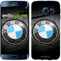 Чехол для Samsung Galaxy S6 Edge G925F BMW 845c-83