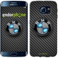 Чехол для Samsung Galaxy S6 Edge G925F BMW. Logo v3 3109c-83