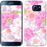 Чехол для Samsung Galaxy S6 Edge G925F Цвет яблони 2225c-83
