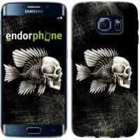 Чехол для Samsung Galaxy S6 Edge G925F Рыбо-человек 683c-83