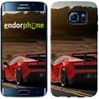 Чехол для Samsung Galaxy S6 Edge G925F Lamborghini v2 2948c-83