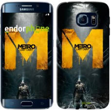 Чехол для Samsung Galaxy S6 Edge G925F Metro. Last light 631c-83