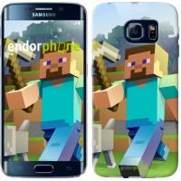 Чехол для Samsung Galaxy S6 Edge G925F Minecraft 4 2944c-83