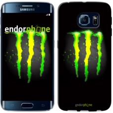 Чехол для Samsung Galaxy S6 Edge G925F Monster energy 821c-83