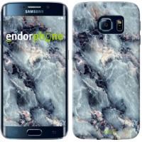 Чехол для Samsung Galaxy S6 Edge G925F Мрамор 3479c-83