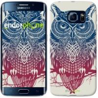 Чехол для Samsung Galaxy S6 Edge G925F Сова 2 2726c-83