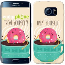Чехол для Samsung Galaxy S6 Edge G925F Treat Yourself 2687c-83
