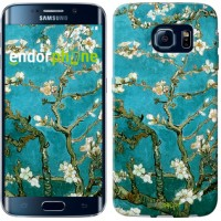 Чехол для Samsung Galaxy S6 Edge G925F Винсент Ван Гог. Сакура 841c-83