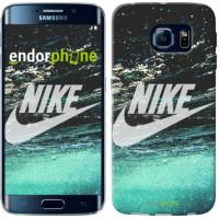 Чехол для Samsung Galaxy S6 Edge G925F Water Nike 2720c-83