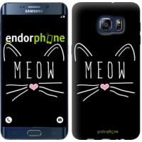 Чехол для Samsung Galaxy S6 Edge Plus G928 Kitty 3677u-189
