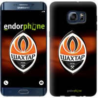 Чехол для Samsung Galaxy S6 Edge Plus G928 Шахтёр 2 323u-189