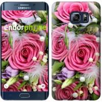 Чехол для Samsung Galaxy S6 Edge Plus G928 Нежность 2916u-189
