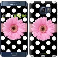 Чехол для Samsung Galaxy S6 Edge Plus G928 Горошек 2 2147u-189