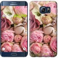 Чехол для Samsung Galaxy S6 Edge Plus G928 Розы v2 2320u-189