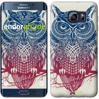 Чехол для Samsung Galaxy S6 Edge Plus G928 Сова 2 2726u-189