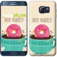 Чехол для Samsung Galaxy S6 Edge Plus G928 Treat Yourself 2687u-189