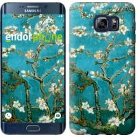 Чехол для Samsung Galaxy S6 Edge Plus G928 Винсент Ван Гог. Сакура 841u-189