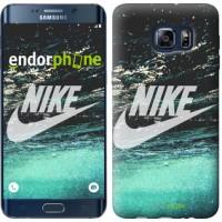 Чехол для Samsung Galaxy S6 Edge Plus G928 Water Nike 2720u-189