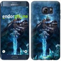 Чехол для Samsung Galaxy S6 Edge Plus G928 World of Warcraft. King 644u-189