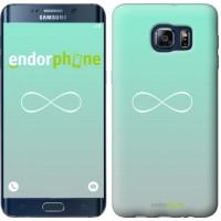 Чехол для Samsung Galaxy S6 Edge Plus G928 Знак бесконечности 3204u-189