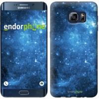 Чехол для Samsung Galaxy S6 Edge Plus G928 Звёздное небо 167u-189