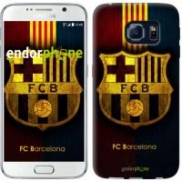 Чехол для Samsung Galaxy S6 G920 Барселона 1 326c-80