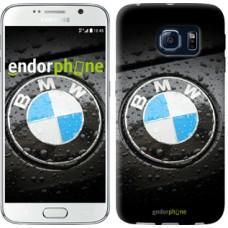 Чехол для Samsung Galaxy S6 G920 BMW 845c-80