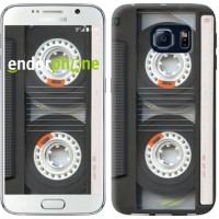 Чехол для Samsung Galaxy S6 G920 Кассета 876c-80