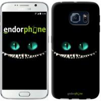 Чехол для Samsung Galaxy S6 G920 Чеширский кот 689c-80