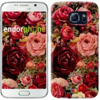 Чехол для Samsung Galaxy S6 G920 Цветущие розы 2701c-80