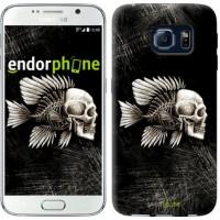 Чехол для Samsung Galaxy S6 G920 Рыбо-человек 683c-80