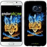Чехол для Samsung Galaxy S6 G920 Герб 1635c-80