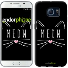 Чехол для Samsung Galaxy S6 G920 Kitty 3677c-80