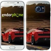 Чехол для Samsung Galaxy S6 G920 Lamborghini v2 2948c-80