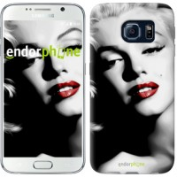 Чехол для Samsung Galaxy S6 G920 Мэрилин Монро 2370c-80