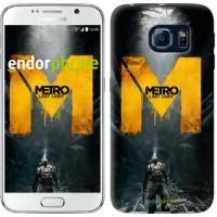 Чехол для Samsung Galaxy S6 G920 Metro. Last light 631c-80