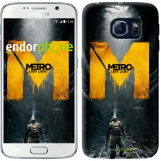 Чехол для Samsung Galaxy S6 G920 Metro. Last light 631c-80