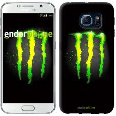 Чехол для Samsung Galaxy S6 G920 Monster energy 821c-80