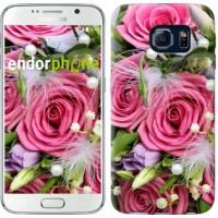 Чехол для Samsung Galaxy S6 G920 Нежность 2916c-80