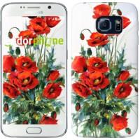 Чехол для Samsung Galaxy S6 G920 Маки 523c-80