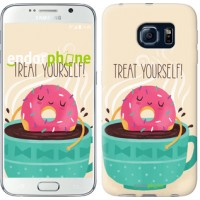 Чехол для Samsung Galaxy S6 G920 Treat Yourself 2687c-80