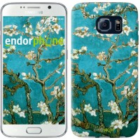 Чехол для Samsung Galaxy S6 G920 Винсент Ван Гог. Сакура 841c-80