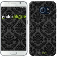 Чехол для Samsung Galaxy S6 G920 Винтажный узор 2269c-80